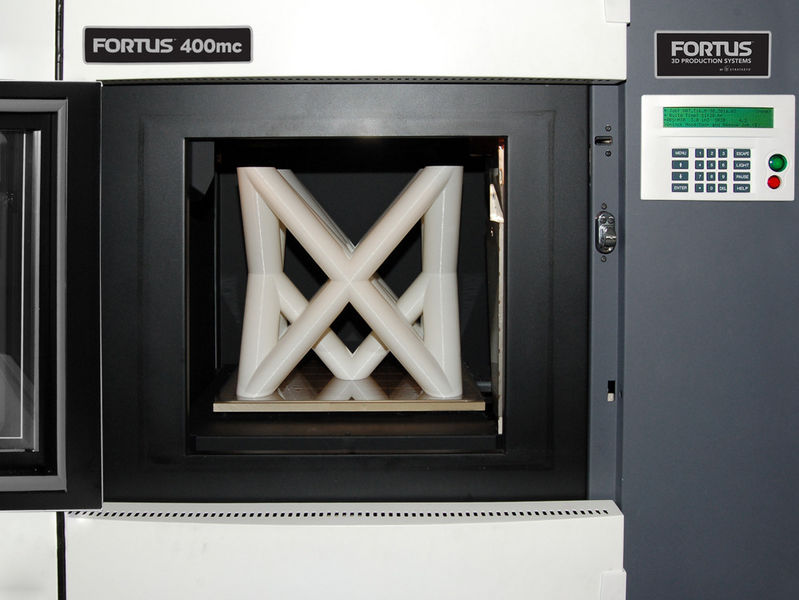 Fortus 400mc | 3D Printers