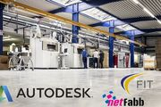 Autodesk Signs Agreement to Acquire netfabb & Enter Strategic Partnership with FIT