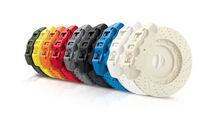 9 ABS colour filaments for FDM 3D printing
